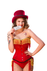 Support your local burlesque shows!
