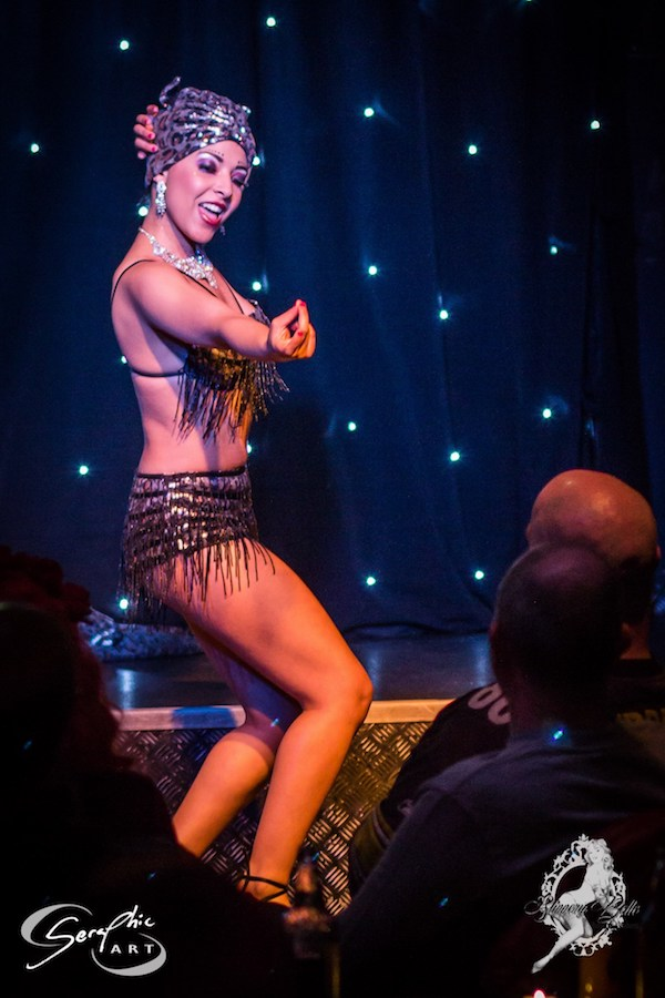 slippery belle burlesque cece-sinclair